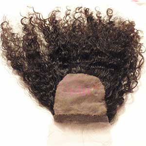 Cashmere Curl Silk Closure